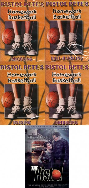 Pete-Maravich-Fab-5-DVD-Inspirational-Set