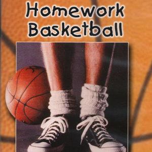 Pistol Pete's Homework Basketball Dribbling DVD
