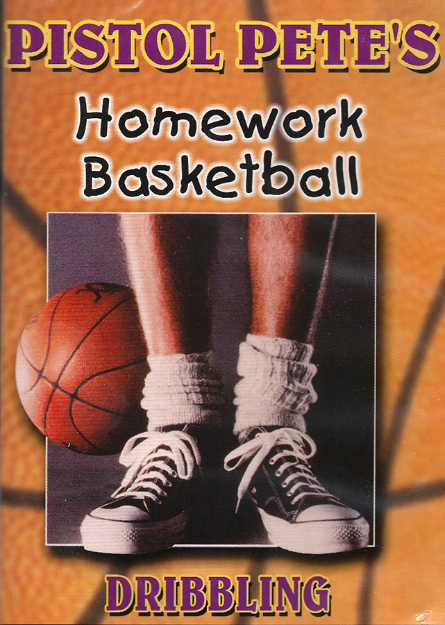pete maravich homework dribbling video
