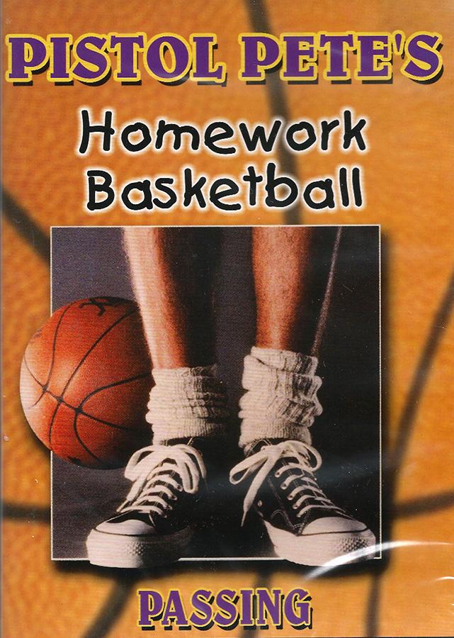 Pete maravich basketball homework