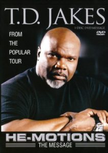 He Motions TD Jakes Sermon on DVD Video