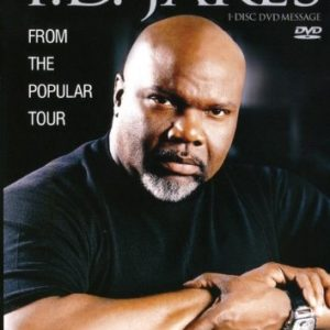 He Motions TD Jakes Sermon on DVD Video