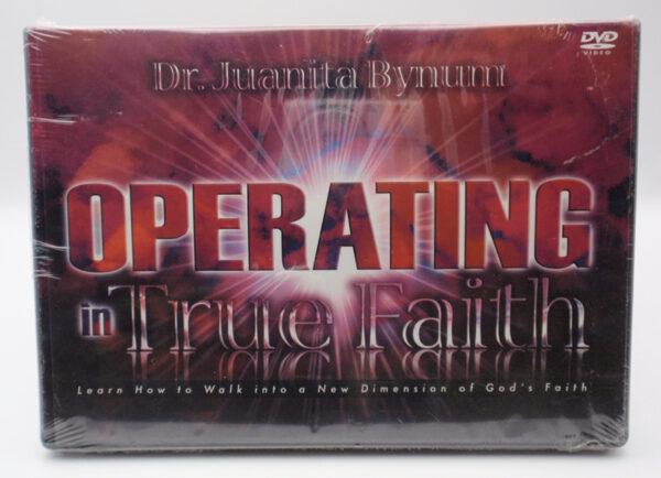 Juanita Bynum Operating in True Faith DVD