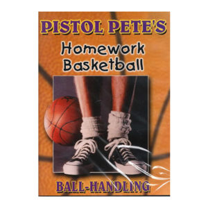 Pete Maravich Ball Handling Drills
