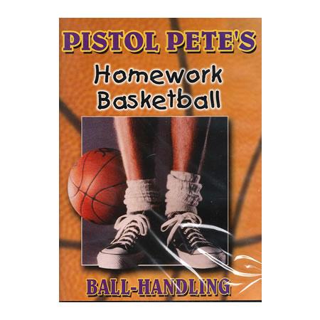 Pete Maravich Ball Handling Drills
