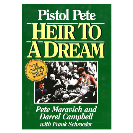 Pete Maravich Biography Book