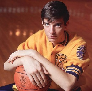 Pete Maravich at LSU