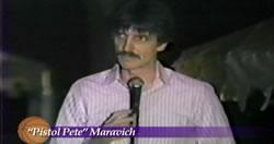 Pete Maravich Testimony