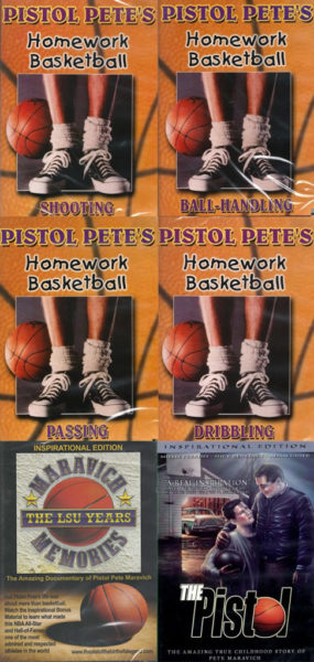 Pistol Pete 6 Shooter Package Inspirational Version