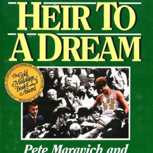 Pistol Pete Heir to a Dream Paperback Autobiography