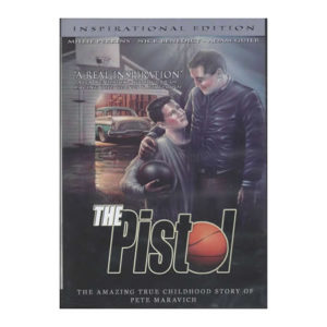Pistol Pete Movie DVD