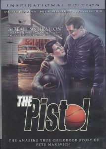 Pistol Pete Movie Inspirational Edition DVD