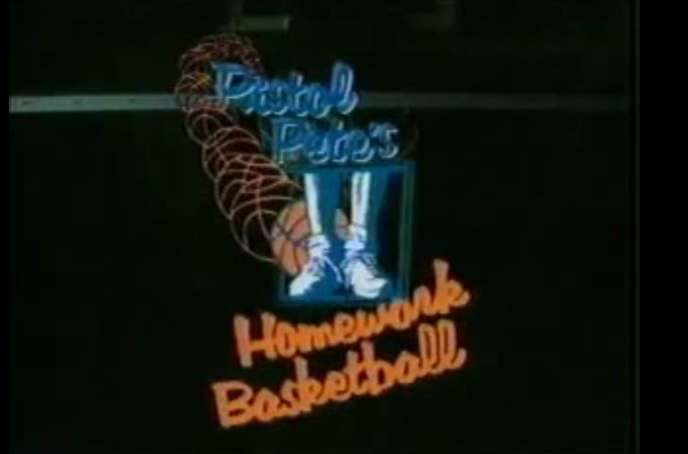 Pistol Pete's Homework Basketball