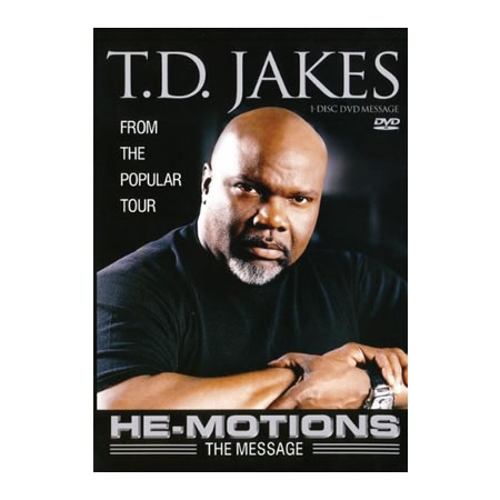 TD Jakes He Motions