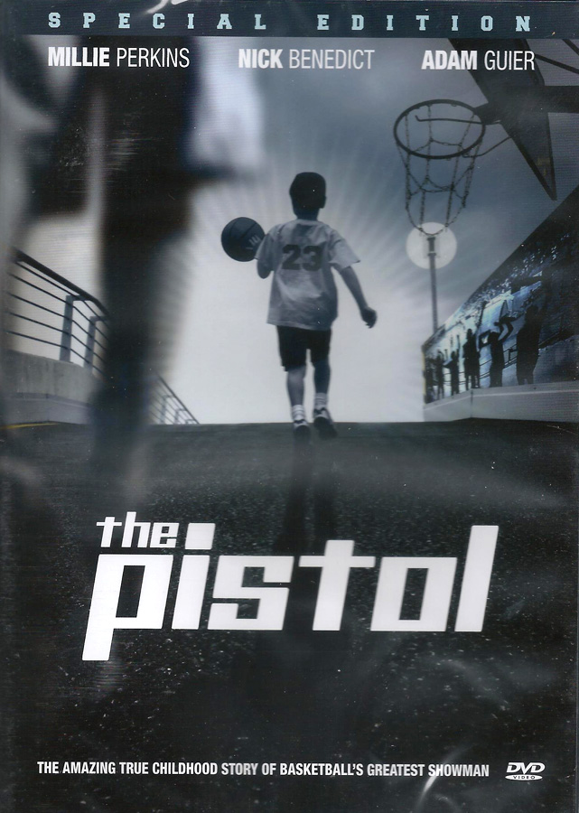 The Pistol: The Birth of a Legend Special Edition DVD